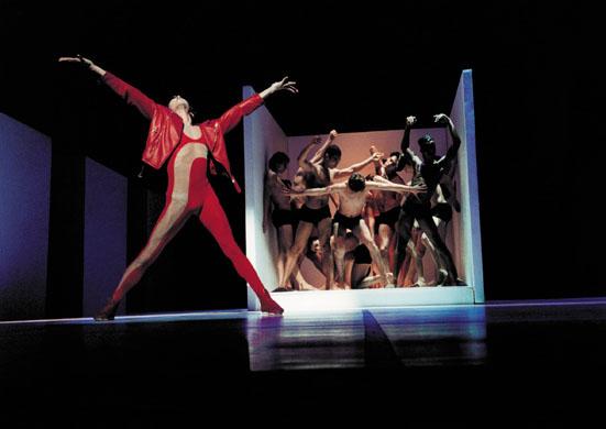 Bejart ballet lausanne le presbytere