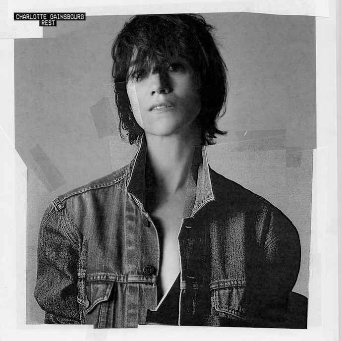 Rest, le nouvel album de Charlotte Gainsbourg