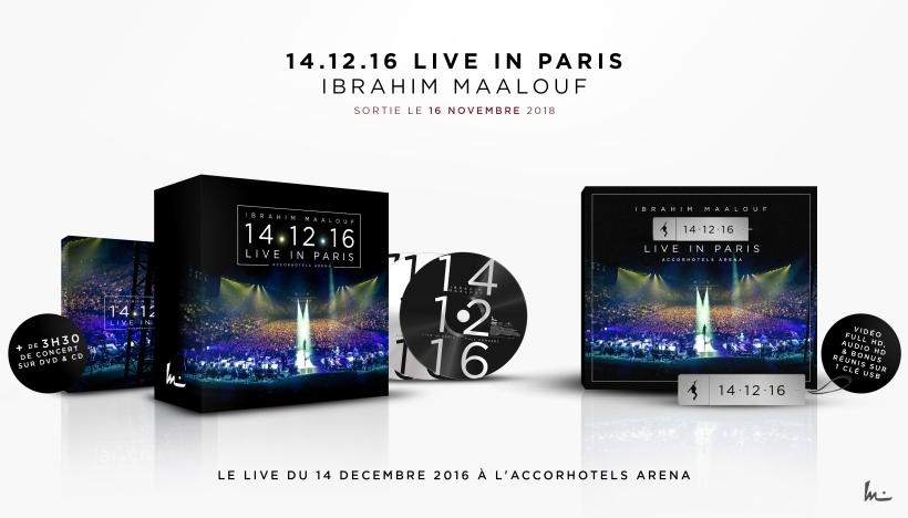 14.12.16 Live in paris - Ibrahim Maalouf